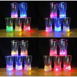 Verre deco led
