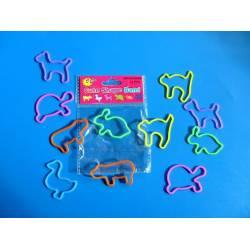 Bracelets silicone à memoire de forme