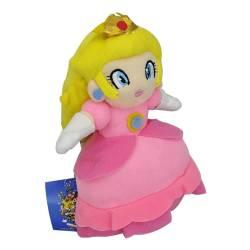 """Peluche 20 cm Princesse Peach """"Mario"""""""