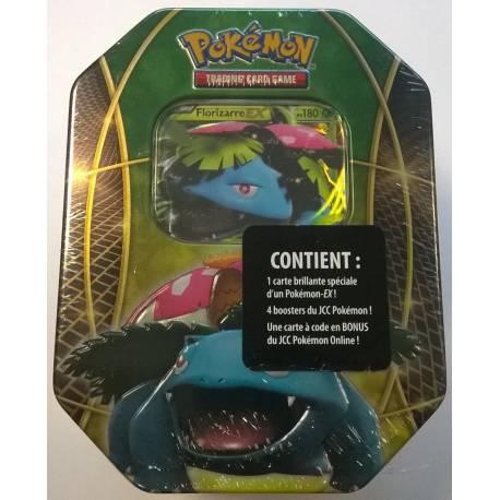 Pokemon Pokébox Deluxe Noel 2014 FLORIZARRE EX