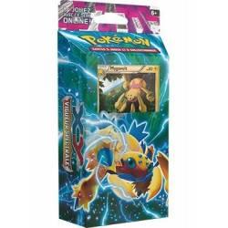 Pokémon Deck Mygavolt Vortex Fulgurant de pokémon XY Viegueur Spectrale comprenant 60 cartes à jouer pkm