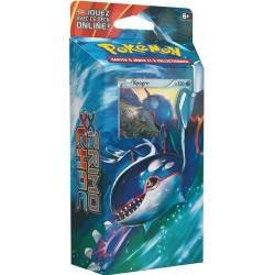 """1 Starter deck Pokémon Primo Choc Xy05 60 cartes """"Abysse Océanique"""" avec la carte holographique Kyogre"""