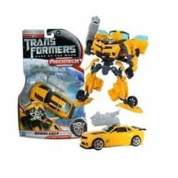 Transformer Bumblebee avec mitrailette environ 15 cm Hasbro