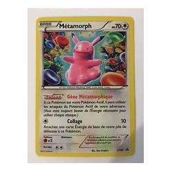 Métamorph PV70 - XY40 Pokemon Carte holographique