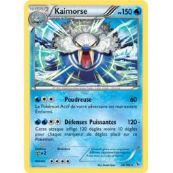 Kaimorse PV150 - 26/106 Pokemon Carte Holographique