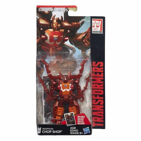 Transformers Generations - Combiner Wars : Figurine transformable 9 cm