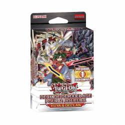 Konami Yu-Gi-Oh! Deck de Demarrage Pour 2 Joueurs