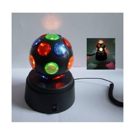 cadeaux fetes  boule lumineuse disco usb