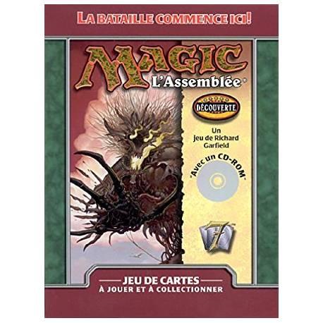 Magic: L'Assemblée Boite de Découverte 7ème Edition avec CD-ROM