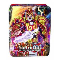 Yu-Gi-Oh! Méga Boite Confrérie du Poing de Feu - Roi Tigre