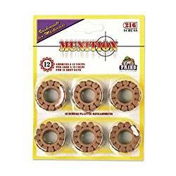 Munition Amorces à 12 Coups