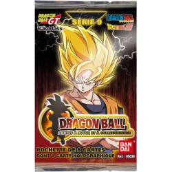 Booster Dragon Ball Série 9