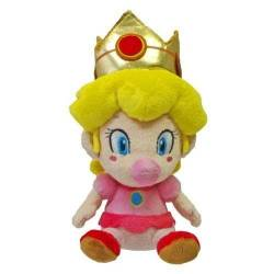 Peluche Officielle Super Mario - 15 cm