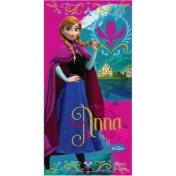 Drap de Plage La Reine des Neiges - Anna
