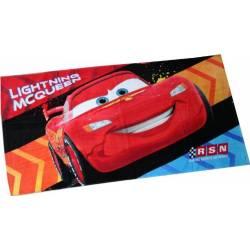 Drap de Plage Cars Lightning Mc Queen