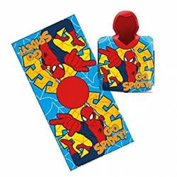 Poncho Spider Man