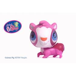 Figurine Littlest PetShop 2755 Cochon d'Inde