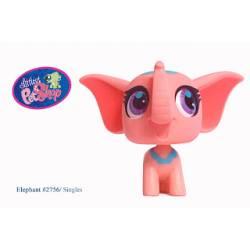 Figurine Littlest PetShop 2756 Elephant
