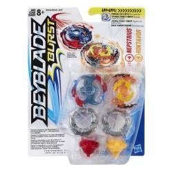 Toupie Beyblade Burst Dual Pack Nepstrius Roktavor