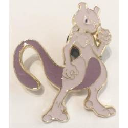 Pin's Mewtwo Légendes Brillantes