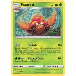 Parasect Pokémon Rare 110 Pv - Soleil et Lune - 5/149