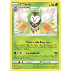 Efflèche Carte Peu Commune 80 Pv - Soleil et Lune - 10/149