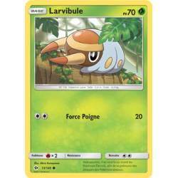 Larvibulz Carte Commune 70 Pv - Soleil et Lune - 13/149