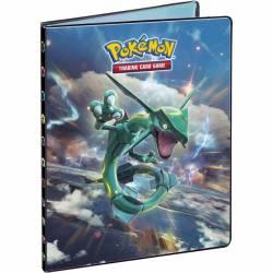 Pokémon Portfolio A4 Rayquaza Gx SL7 Temepete Celeste