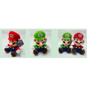 Peluche Mario 20 cm Mario Party