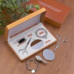 Kit d'entretien des bijoux de famille, l'intimité de l'homme !