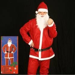 Costume pere Noel