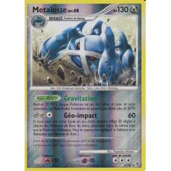 Metalosse PV130 - 7/147 Pokemon Carte holographique