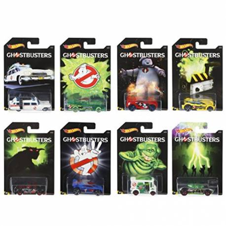 1 Voiture Hot Wheels Ghosbusters