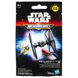 Sachet Surprise Star Wars Micromachines Série 02
