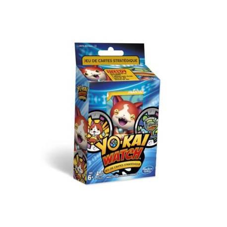 Yo-Kai Watch Pack Starter Jybanian et Kappacap