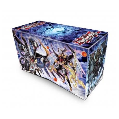 Yu-Gi-Oh! Boites de Cartes à Jouer l'Héritage des Braves Edition Deluxe
