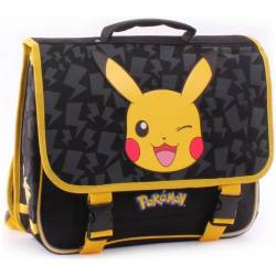 Cartable Pokémon Pikachu