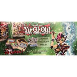 Konami Yu-Gi-Oh! 1 deck Yugi/Kaiba + 1 deck Cyber Dragon + 2 boosters Pack Etoile