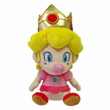 Peluche Officielle Super Mario - 15 cm