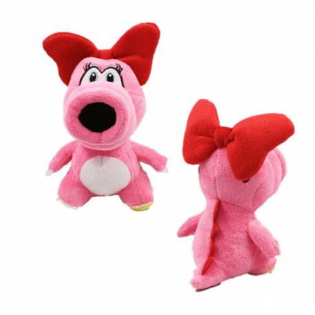 Peluche Officielle Super Mario - Birdo