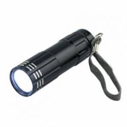 Lampe torche 9 DEL