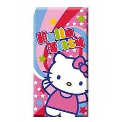 Drap de Plage Hello Kitty Coloré