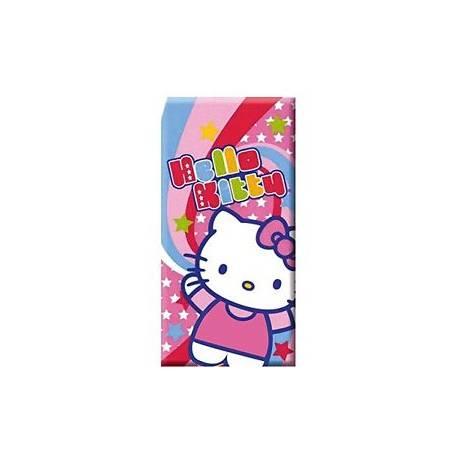 Drap de Plage Hello Kitty Coloré