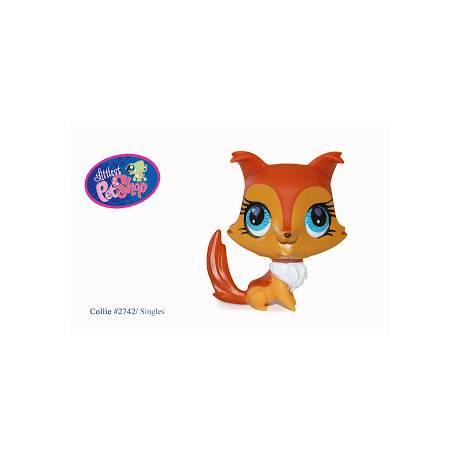 Figurine Littlest PetShop 2742 Chien