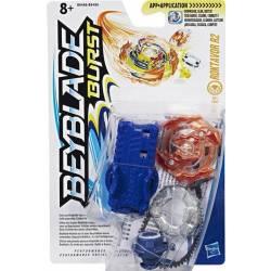 Toupie Beyblade Burst Pack Starter Roktavor R2