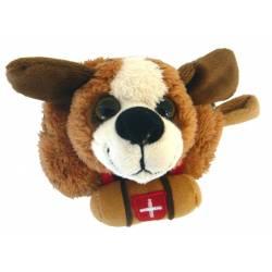 Porte monnaie chien Saint Bernard très calin et protegera les pièces de vos enfants ^^