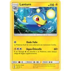 Lanturn Carte Rare 110 Pv - Soleil et Lune - 50/149