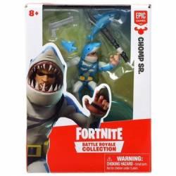 Chomp SR. figurine fortnite battle royal collection