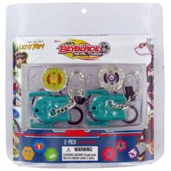 Beyblade 2-Pack Toupie Porte cle