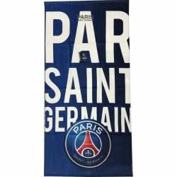 Drap de plage Paris Saint-Germain 100% COTON